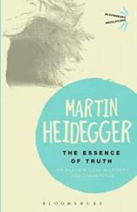 The Essence of Truth: On Plato's Cave Allegory and Theaetetus (Bloomsbury Revelations) by Martin Heidegger - Paperback - 2013-03-01 - from Books Express (SKU: 147252571X)