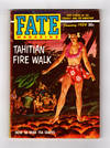 Fate Magazine - True Stories Of the Strange and The Unknown, November 1955, Issue No 68