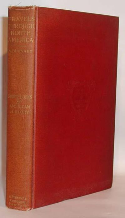 New York: A. Wessels Company, 1904. Reprint from the Third Edition. Good+ in the publisher's origina...