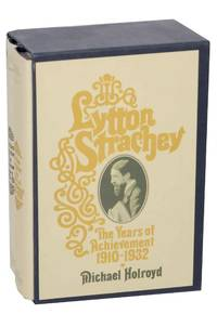Lytton Strachey: The Unknown Years 1880-1910, The Years of Achievement 1910-1932