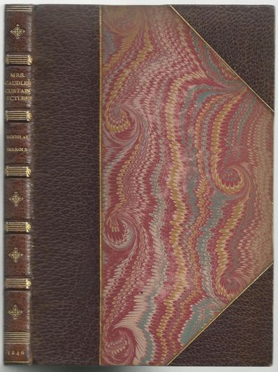 London: The Punch Office, 1846. First Edition. Three Quarter Leather. Very Good. xii, 142 pp. 12mo. ...