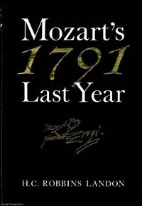 1791 Mozart's Last Year