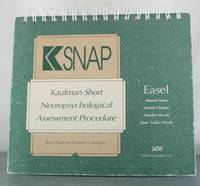 KSNAP: Kaufman Short Neuropsychological Assessment Procedure