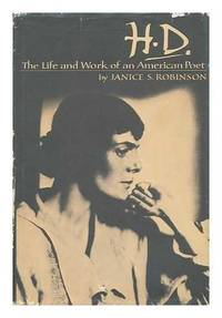 H.D: The life and work of an American poet