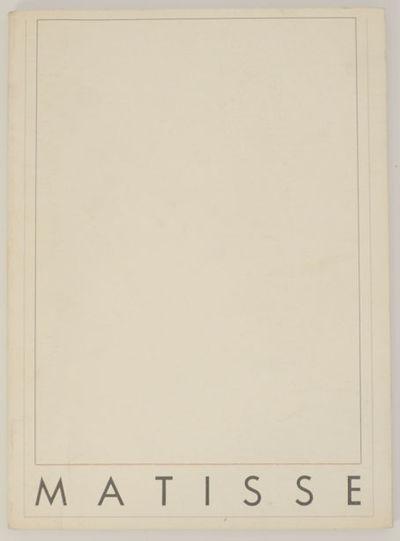 San Francisco, CA: John Berggruen Gallery, 1982. First edition. Softcover. Exhibition catalog for a ...