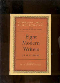 EIGHT MODERN WRITERS (OXFORD HISTORY OF ENGLISH HISTORY)