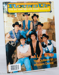 image of RoundUp: the gay western & rodeo magazine; #2, Fall 1993: All Men; Outlaws of Western Dance