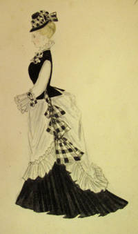 LADIES' FASHIONS and HAUTE COUTURE; ORIGINAL ARTWORK AND DESIGN