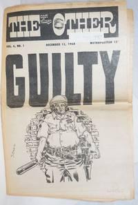 The East Village Other; Vol. 4, No. 1, Dec. 13, 1968