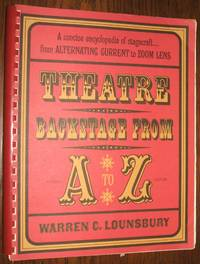 Theatre Backstage From A To Z