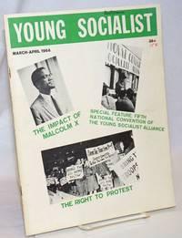 Young socialist, vol. 9, no. 4 (March-April 1966)