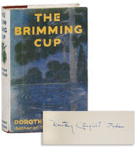 The Brimming Cup [Signed]