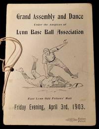 Lynn Base Ball Association Grand Assembly Dance Card