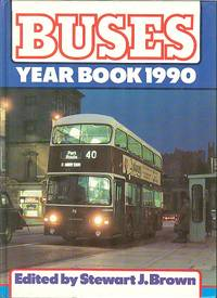 Buses Year Book 1990.