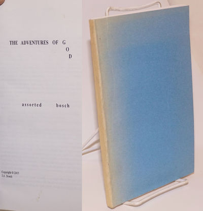 n.p.: the author, 2003. 178p., crude blue blank wraps, self-published collection of short pieces, ea...