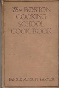 image of Boston Cooking School Cook Book