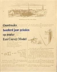 Omstreeks 100 jaar geleden op papier. Amsterdam, 1968.