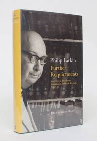 image of Further Requirements: Interviews, Broadcasts, Statements and Book Reviews 1952 -85