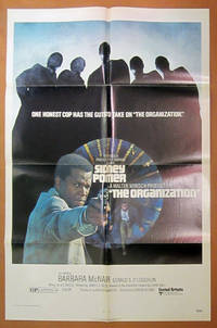 The Organization- Original One Sheet Folded Movie Poster (1971)