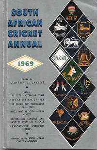 South African Cricket Annual 1969 (Volume 16)