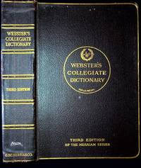 Webster's Collegiate Dictionary The Largest Abridgment of Webster's New  International Dictionary of the English Language; 1700 Illustrations