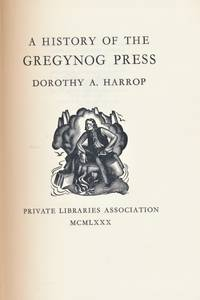 A History of the Gregynog Press