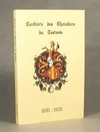 Confrerie des Chevaliers du Tastevin Membership Directory 2001-2002