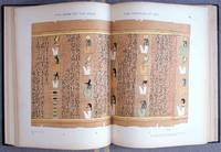 The book of the dead.   Facsimile of the Papyrus of Ani in the British Museum.