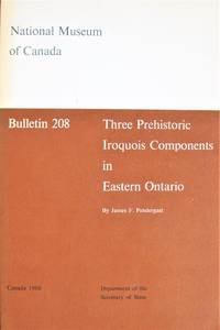 image of Three Prehistoric Iroquois Components in Eastern Ontario