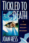 image of Tickled to Death : A Claire Malloy Mystery