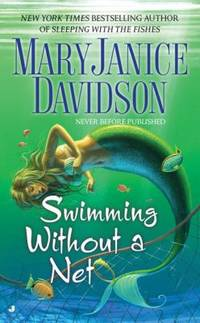 image of Swimming without a Net (Fred the Mermaid, Book 2)