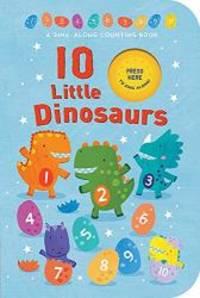 10 Little Dinosaurs