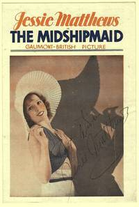 image of Programme, signed and inscribed across her picture on the front, (Jessie, 1907-1981, Singer & Dancer)