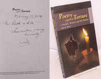 image of Poetry against torture: criticism, history, and the human