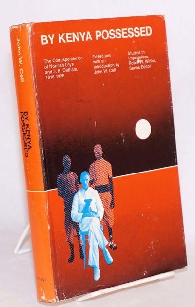 Chicago, IL: University of Chicago Press, 1976. Hardcover. ix, 382p., two portrait photos, hardcover...