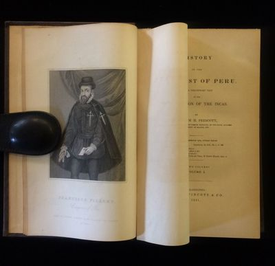 Philadelphia: J. B. Lippincott, 1861. 1st Edition. Hardcover. Near Fine. Edition of 1861 after the f...