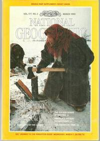 NATIONAL GEOGRAPHIC MAGAZINE MARCH 1990