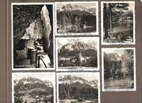 ALBUM OF VERNACULAR AND PROFESSIONAL PHOTOGRAPHS FROM A BRITISH WOMAN'S TRIP THROUGH GERMANY, 1935-1937