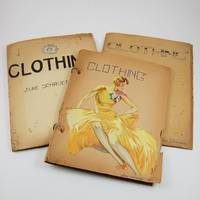 Flapper Sewing Sample Books, Set of Three. by  June Schroetlin - Paperback - 1929 - from Alembic Rare Books (SKU: 77)
