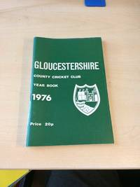 image of Gloucestershire County Cricket Club. Year Book, 1976