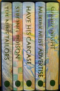 Dorothy L Sayers Crime Collection 5 Volume Set