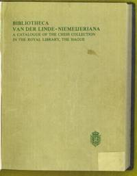 Bibliotheca van der Linde-Niemeijeriana: A Catalogue of the Chess Collection in the Royal Library The Hague