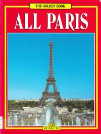 Golden Book of All of Paris