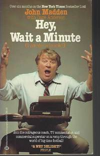Hey, Wait a Minute: I Wrote a Book!