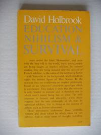 image of Education, Nihilism and Survival