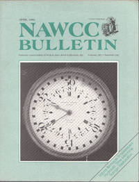 image of April 1986 Issue of NAWCC Watch and Clock Collectors Magazine