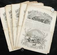 Ballou's Pictorial (five issues).