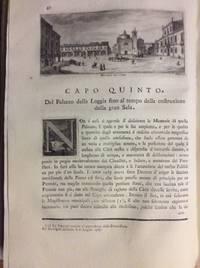 MEMORIE INTORNO ALLE PUBBLICHE FABBRICHE PIU INSIGNI DELLA CITTA' DI BRESCIA. by ZAMBONI Baldassarre - 1778.