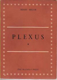 image of PLEXUS. [The Rosy Crucifixion, Book II]
