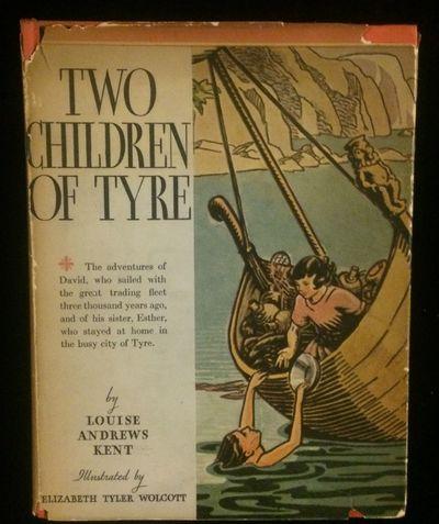 Boston: Houghton, Mifflin, 1932. Hardcover. Near Fine/Very Good -. Scarce juvenile title retelling t...